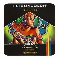Prismacolor colored pencils 72